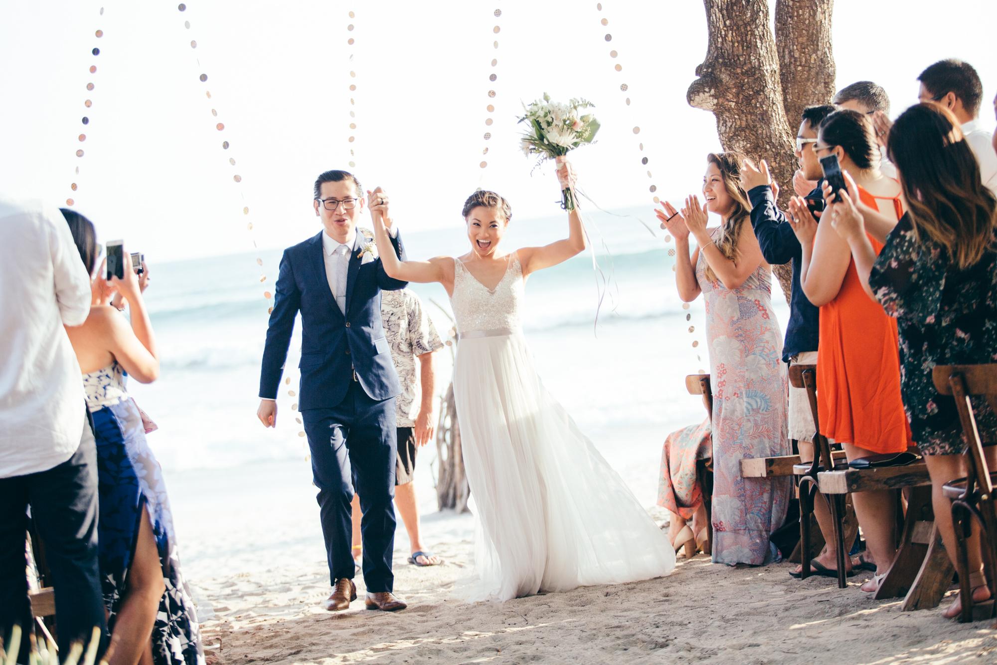 Destination Wedding Santa Teresa Costa Rica