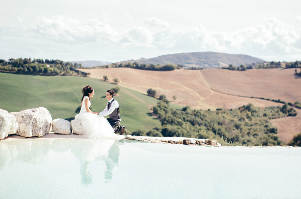 Fossombrone, Italy Wedding // Lucia and Francesco