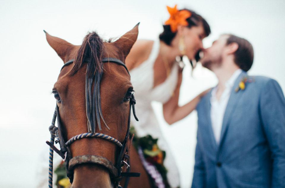Santa Teresa Wedding // Katelyn and Talton