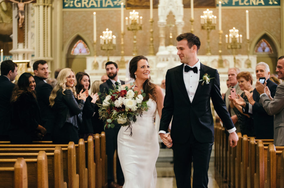 Lancaster, Pennsylvania Wedding // Emily + Clayton
